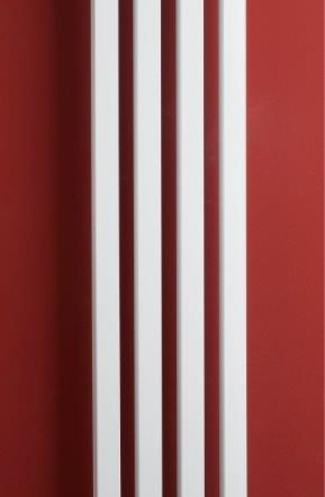 Koupelnový radiátor  Darius  - bílá -DAH5W