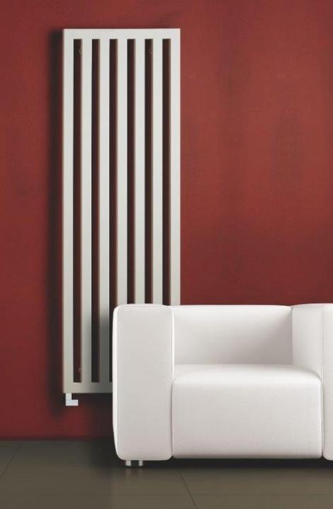Koupelnový radiátor   Darius - bíla - DA3W
