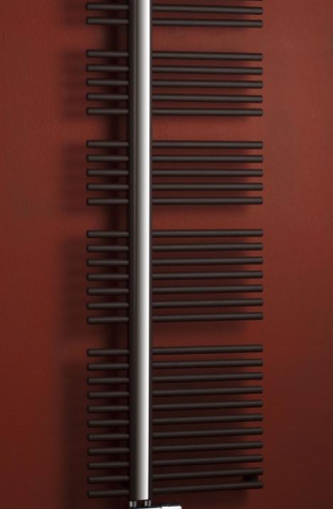 Koupelnový radiátor Kronos - hnědá - KR3BR