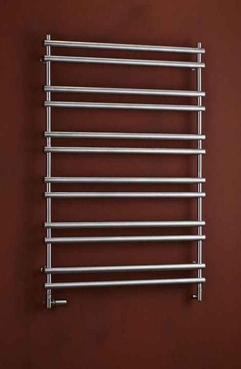 Koupelnový radiátor  Ulysses - chrom - U8C