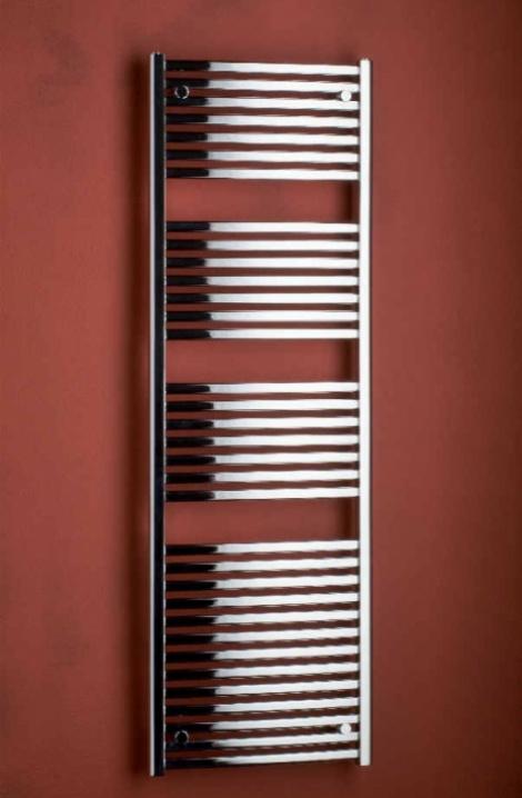 Koupelnový  radiátor Marabu  -  chrom - CM6