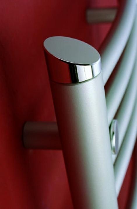 Koupelnový  radiátor - Danby  - detail