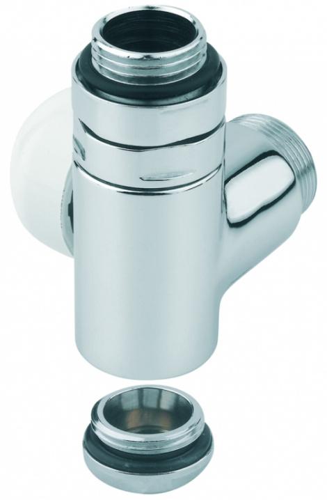 Ventil COMBI EK ke koupelnovým radiátorům I
