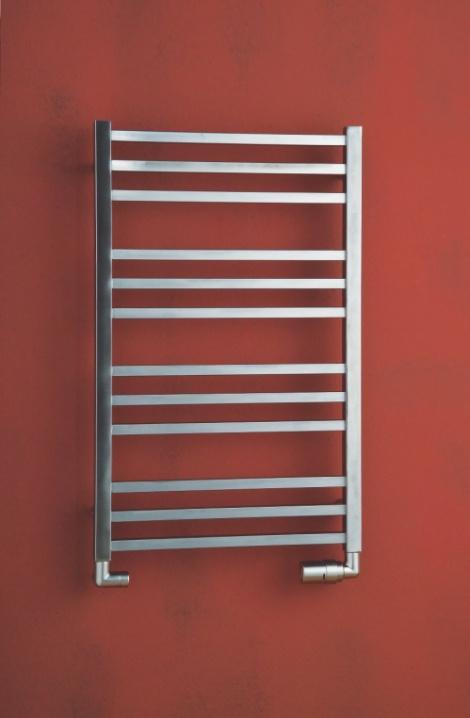 Kúpeľňový radiátor Avento  -  nerez - AV1SS