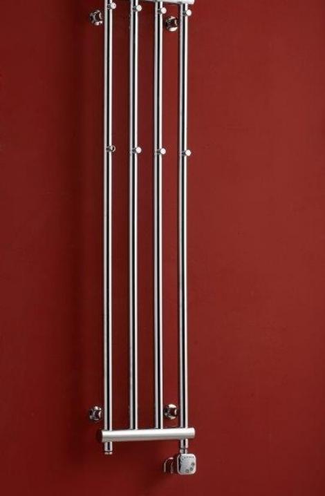 Kúpeľňový radiátor Coral  - chrom