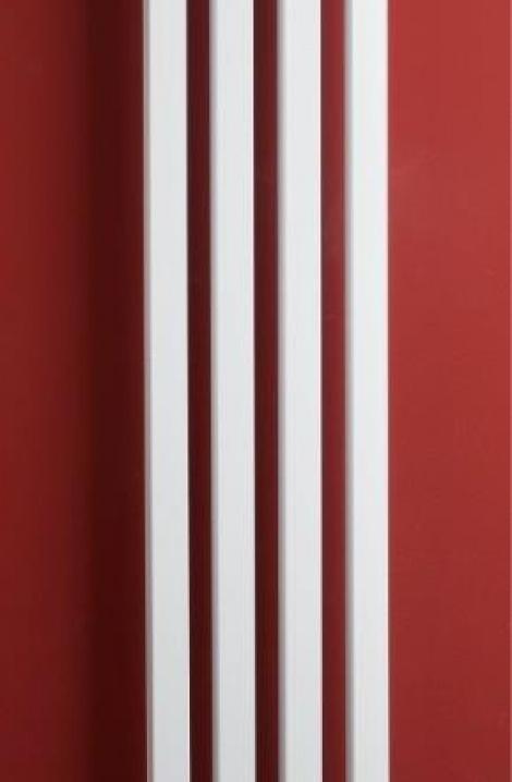 Kúpeľňový radiátor Darius  - biela