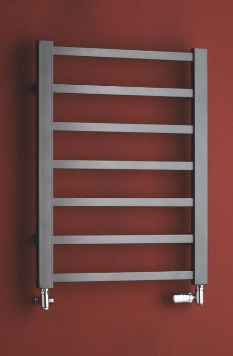 Kúpeľňový radiátor Galeon  - antracit - G2A