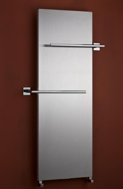 Kúpeľňový radiátor Pegasus - nerez - PG8SS