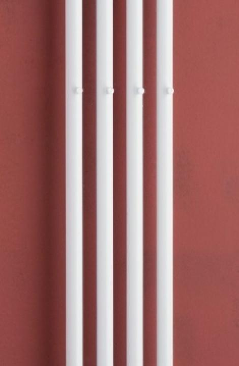 Kúpeľňový radiátor Rosendal  - biela - R2W