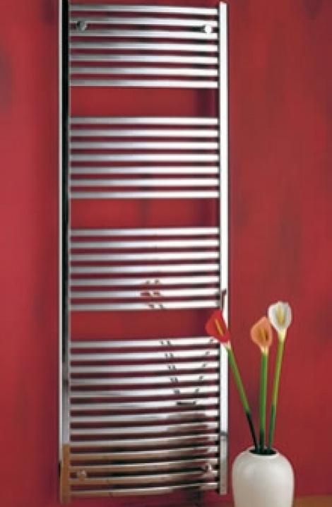 Kúpeľňový radiátor Marabu - chrom - CM6