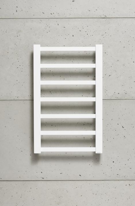 Kúpeľňový radiátor Galeon - biela - G1W
