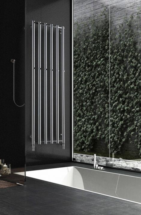 Kúpeľňový radiátor Rosendal - R2C/6