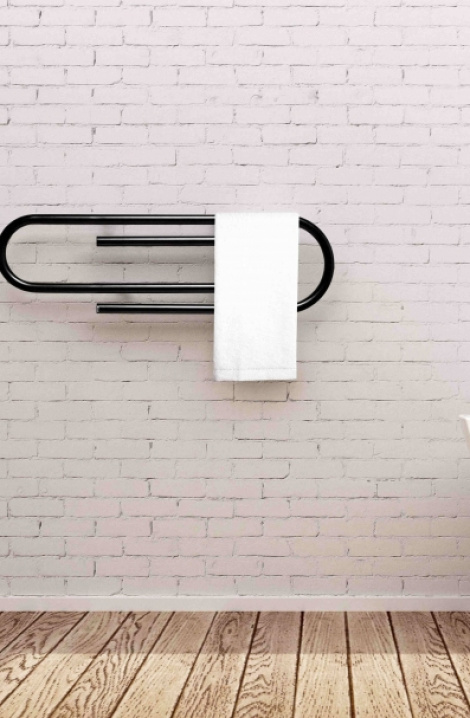 Kúpeľňový radiátor Clip