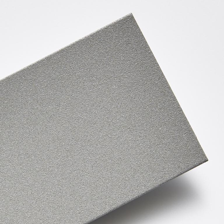 Metalická strieborna